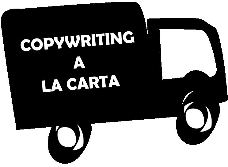 copywriting a la carta
